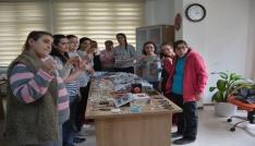 Engelli öğrencilerden Mehmetçiğe destek