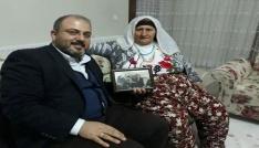 Tuncelili Hatice Teyzenin Erdoğan sevgisi