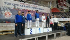 Yalovalı sporcu Türkiye ikincisi oldu