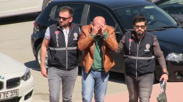 Firari 'Binbir Surat' Bodrum'da yakalandı