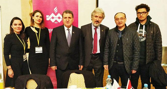 Maltepe Üniversitesi Azeri öğrencilerle buluştu