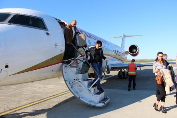 Samsun-Krasnodar uçak seferleri yeniden başladı