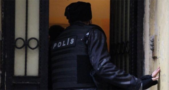 Giresun'da zırhlı araç dereye yuvarlandı: 2 polis yaralı