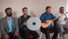 Osmaniyeli müzisyen Türkeşe beste yaptı