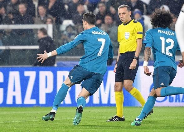 ÖZET İZLE: Juventus 0-3 Real Madrid Maçı Özeti ve Golleri İzle