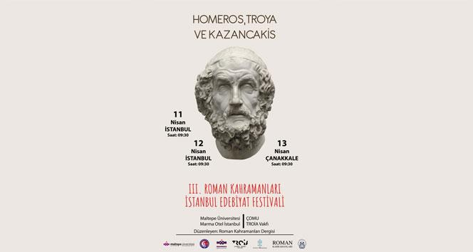 Roman Kahramanları Homeros'un izinde