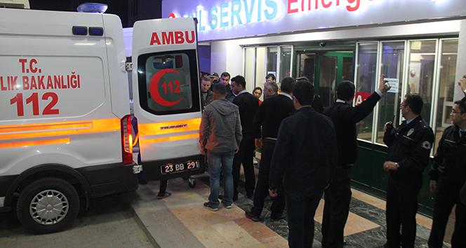 Tuncelide teröristlerle sıcak temas: 1 asker yaralı