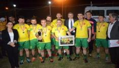 Osmaniye Barosu Futbol Turnuvası sona erdi