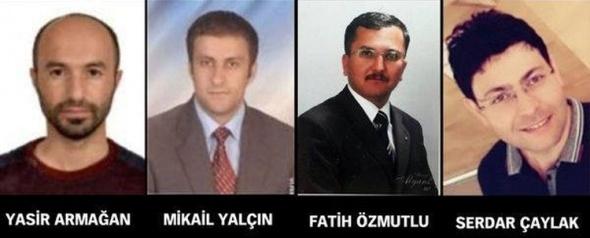 Eskişehir Osmangazi Üniversitesi'nde silahlı saldırı: 4 ölü