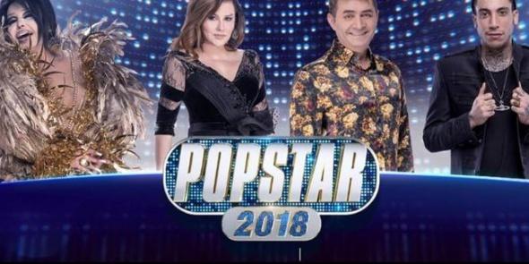 Kanal D'yi Efsane Yarışma Popstar da Kurtaramadı