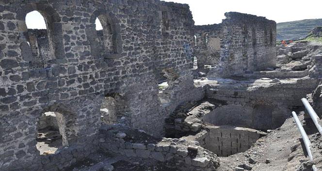 Beylerbeyi Sarayı'nda 16. yüzyıla ait su sarnıcı bulundu