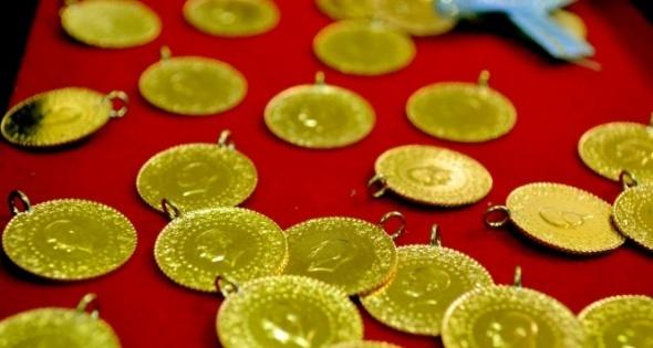 Çeyrek altının fiyatı yükseliyor