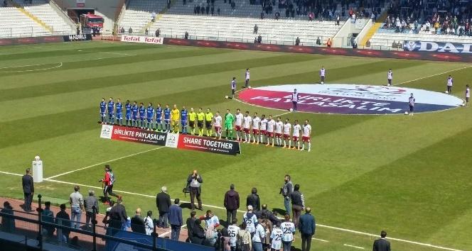 Spor Toto 1. Lig: BB Erzurumspor: 2 - Gazişehir Gaziantep FK: 1