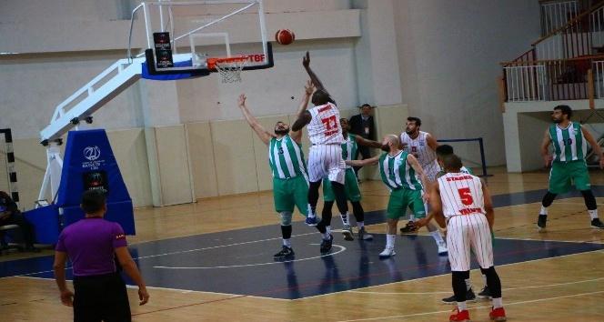 Türkiye Basketbol Ligi: Yalova Group Belediyespor: 84 - Ankara DSİ: 75