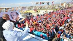 Cumhurbaşkanı Erdoğan Siirtte