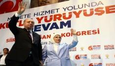 """Cumhurbaşkanı Erdoğan: """"Ana muhalefetin popülizm tuzağına düşmedik"""" (2)"""