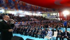 AK Parti Siirt İl Başkanlığı 6ncı Olağan Kongresi (3)