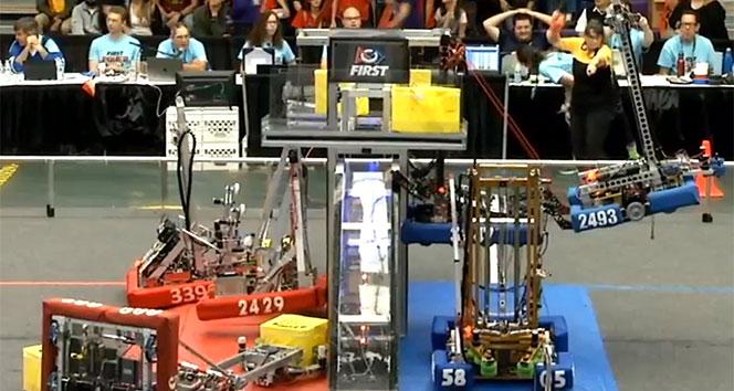 Ankaralı Robot Takımına Los Angelesta iki ödül birden