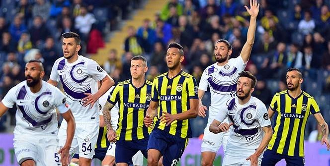 Fenerbahçe Osmanlıspor ÖZET İZLE