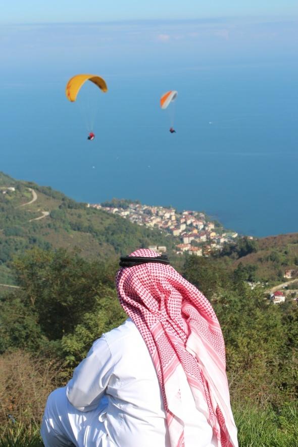 Araplardan Türkiye'ye yoğun ilgi!