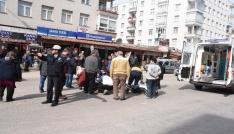 Sinopta elektrikli bisiklet kazası: 1 yaralı