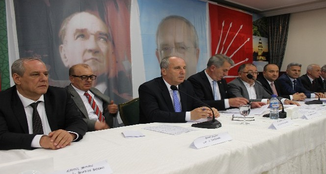 CHPli İnceden, İstanbul Belediye Başkanlığı yorumu