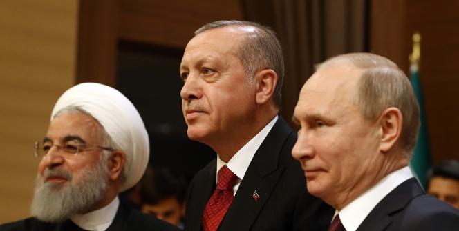 Rusya ve İran'dan flaş Türkiye açıklaması