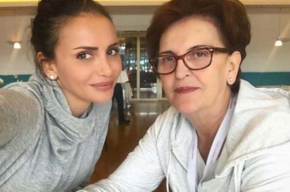 İşte ünlülerin anneleri!