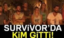 Survivor'da KİM GİTTİ, KİM ELENDİ? |Survivor'da Adaya Kim VEDA ETTİ |9 Nisan Survivor'da elenen isim