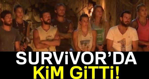 Survivor'da KİM GİTTİ, KİM ELENDİ? |Survivor'da Adaya Kim VEDA ETTİ