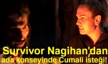 Survivor Nagihan'dan ada konseyinde Cumali isteği! |Cumali ünlüler takımına mı geçecek?