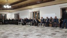 180 eğitim toplantısının finali Yaylapınar Köyünde yapıldı