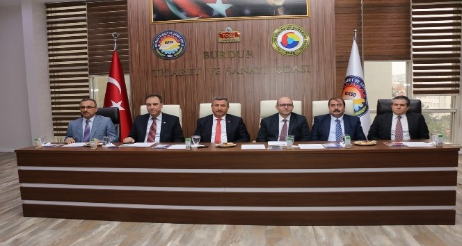 Burdur'da Mesleki Eğitimde İşbirliği