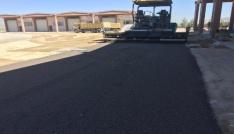 Niğde Belediyesi asfalt sezonunu açtı