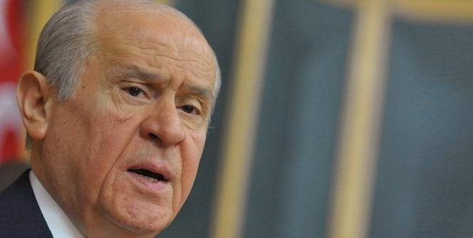MHP Genel Başkanı Devlet Bahçeli'den flaş açıklamalar