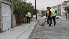 Erzincan Belediyesinden temizlik çalışması