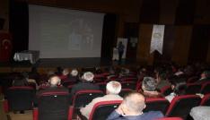 Tuncelide buzağı kayıplarının önlenmesi konferansı
