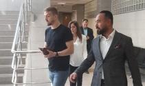 Caner Erkin ve Asena Atalay ve çocukları Çınar, velayet davasında ifade verdi