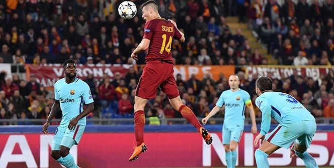 Roma Barcelona Geniş Özet ve Golleri İzle