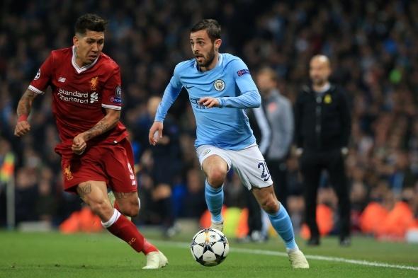 Manchester City Liverpool Geniş Özet ve Golleri İzle