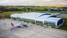 Erzincan Havalimanında Mart ayında 40 bin 83 yolcuya hizmet verildi