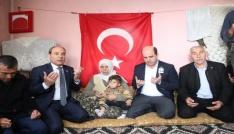 """Sözen: """"PKK terör örgütü hiçbir zaman amacına ulaşamayacak"""""""