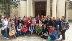 Akdeniz Talasemi Derneği Üyeleri Eğirdire Hayran Kaldı