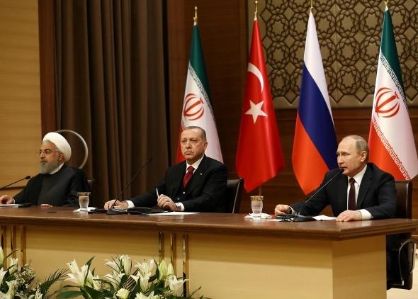 'Yoksa hedef Türkiye, Rusya ve İran mı?'
