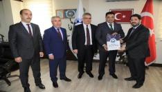 Aksarayda OSB yönetim kurulu toplantısı yapıldı