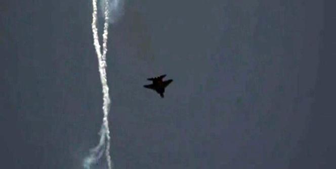 İsrail Hava Kuvvetleri, İsraillileri korkuttu