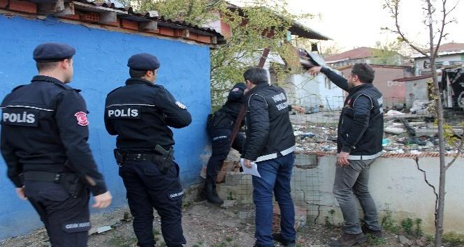 """Yalova polisinden """"Şafak Operasyonu"""""""
