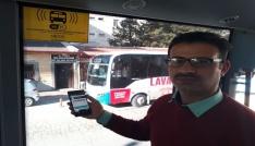 Niğde Belediyesinin Wifibus hizmeti