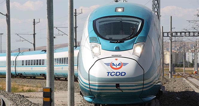 TCDDden on adet yüksek hızlı tren sözleşmesi