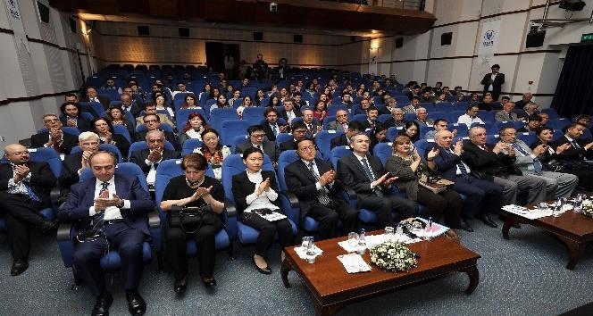 21. Yüzyılda Türkiye-Çin İşbirliği Konferansı başladı